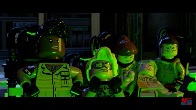 Screenshot - Lego Dimensions: Ghostbusters (360) 92534621