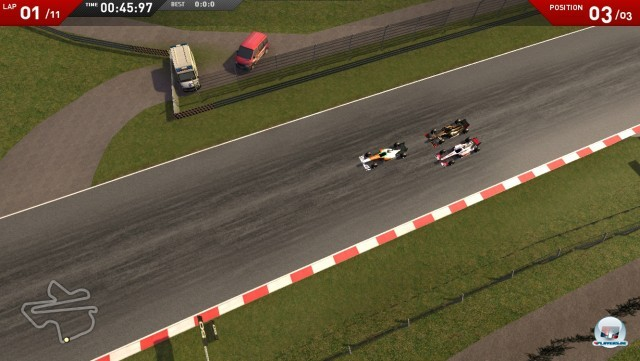Screenshot - F1 Online: The Game (PC) 2243719