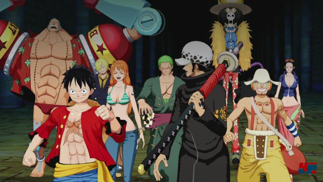 Screenshot - One Piece: Unlimited World Red (PlayStation3) 92484343