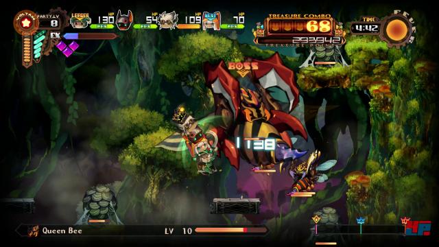 Screenshot - Lapis x Labyrinth (PS4) 92588410