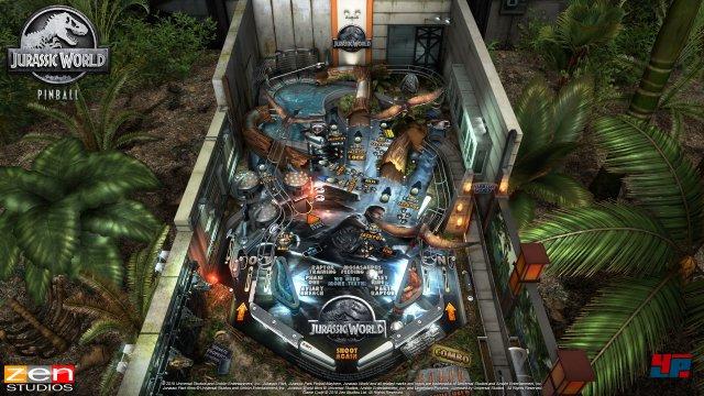 Screenshot - Jurassic World Pinball (PC) 92560043