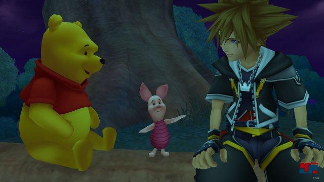 Screenshot - Kingdom Hearts HD 2.5 ReMIX (PlayStation3) 92491472