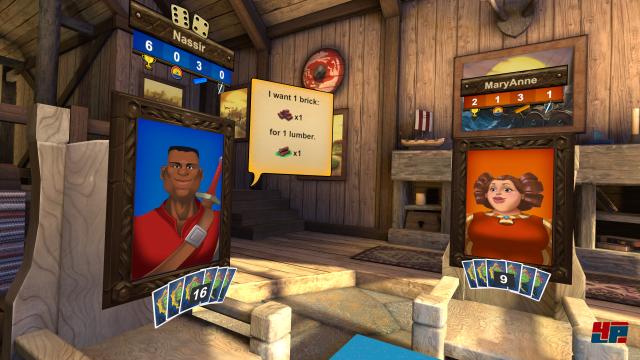 Screenshot - Catan VR (OculusRift) 92561894