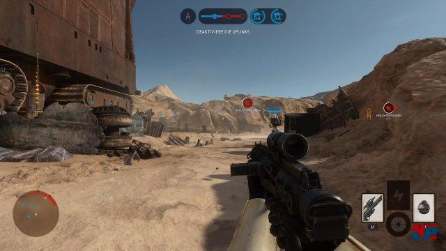 Screenshot - Star Wars Battlefront (PlayStation4) 92516859