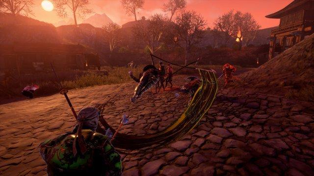 Screenshot - Hanako: Honor & Blade (PC) 92640266