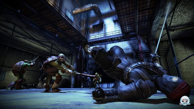 Screenshot - Teenage Mutant Ninja Turtles: Out of the Shadows (360) 92462268