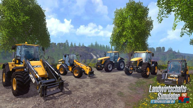 Screenshot - Landwirtschafts-Simulator 15 (PC)
