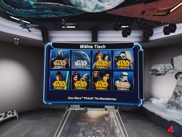Screenshot - Star Wars Pinball VR (PlayStationVR)