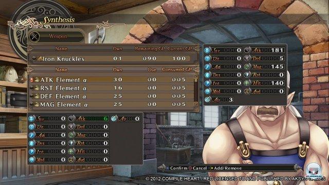 Screenshot - Agarest: Generations of War 2 (PlayStation3) 92403132