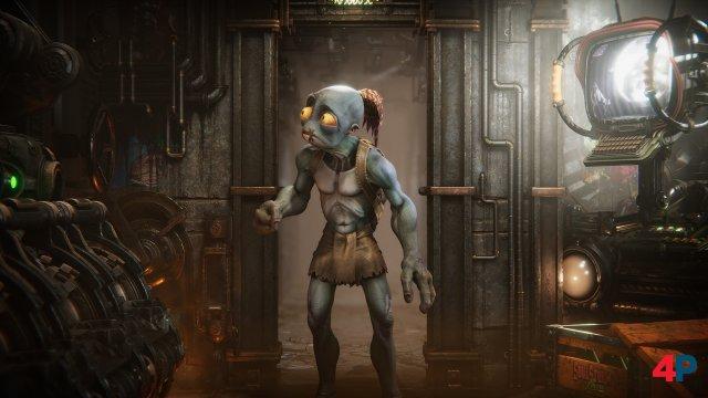 Screenshot - Oddworld: Soulstorm (PlayStation5) 92615528