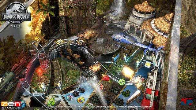 Screenshot - Jurassic World Pinball (PC) 92560041