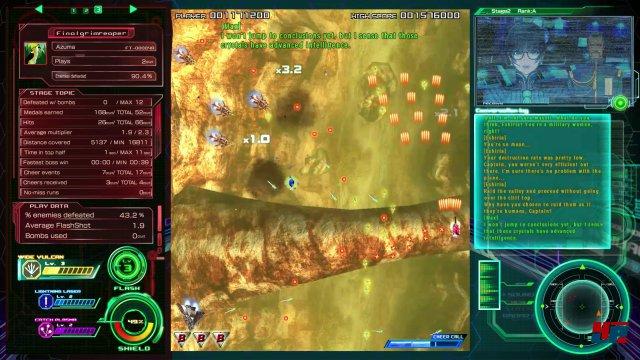 Screenshot - Raiden 5 (XboxOne) 92526001
