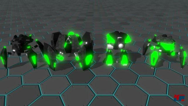 Screenshot - Gladiabots (Android) 92569098
