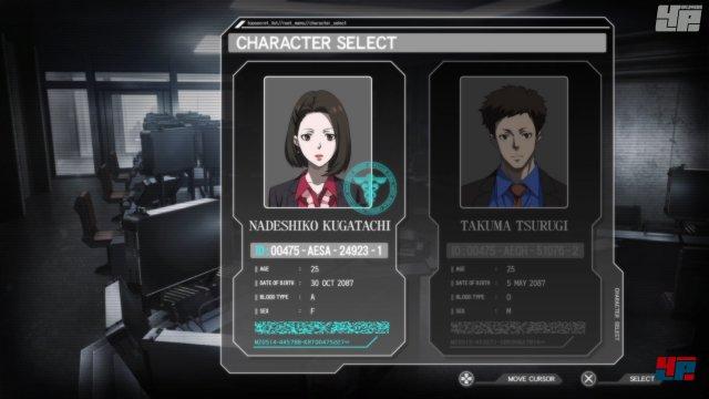 Psycho-Pass: Mandatory Happiness ist hierzulande mit japanischen Originalsprechern sowie englischen Untertiteln erhältlich.