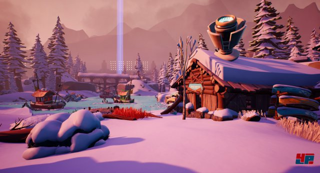 Screenshot - Darwin Project (PC)