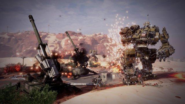 Screenshot - MechWarrior 5: Mercenaries (PC, XboxSeriesX) 92641150