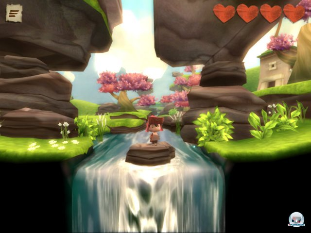 Screenshot - LostWinds (iPad)
