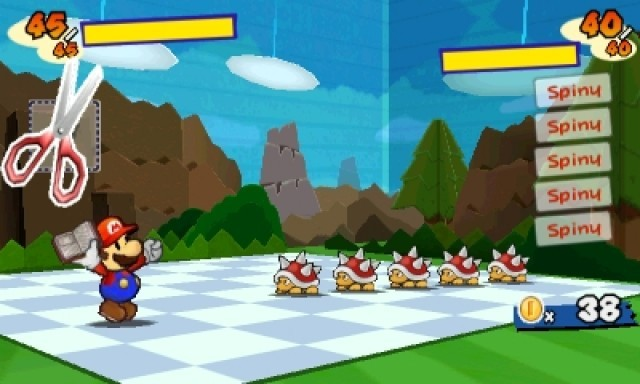 Screenshot - Paper Mario 3DS (3DS) 2229433