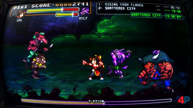 Screenshot - Fight'N Rage (Switch) 92600597