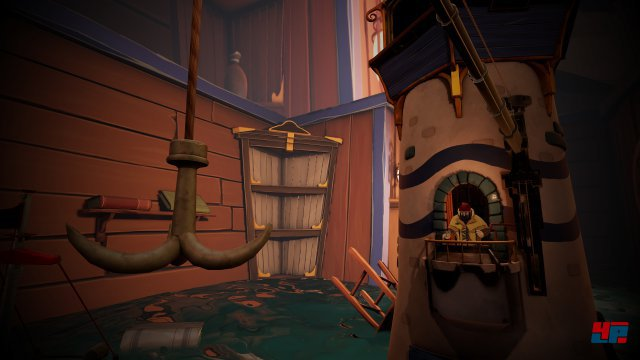 Screenshot - A Fisherman's Tale (HTCVive)