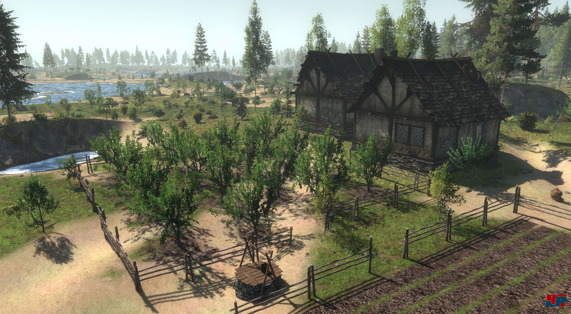 Screenshots zu Life is Feudal: Forest Village: Alles zum Strategie