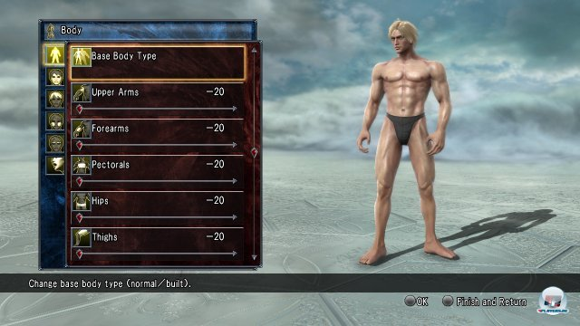 Screenshot - Soul Calibur V (PlayStation3) 2283377