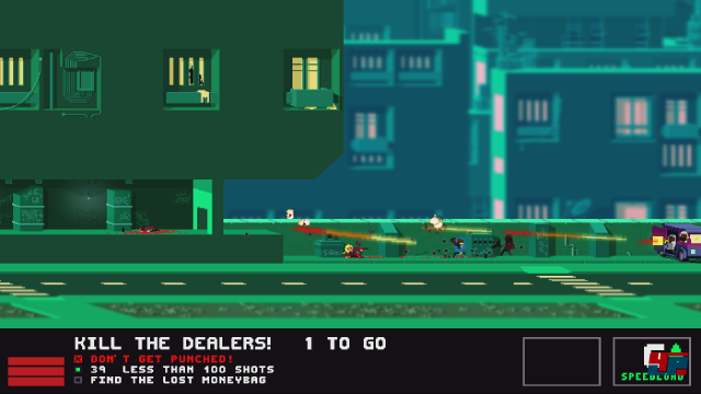 Screenshot - Not A Hero (XboxOne) 92525501