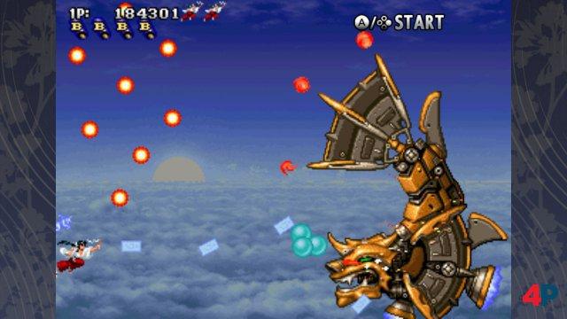 Screenshot - Psikyo Shooting Stars Bravo (Switch)