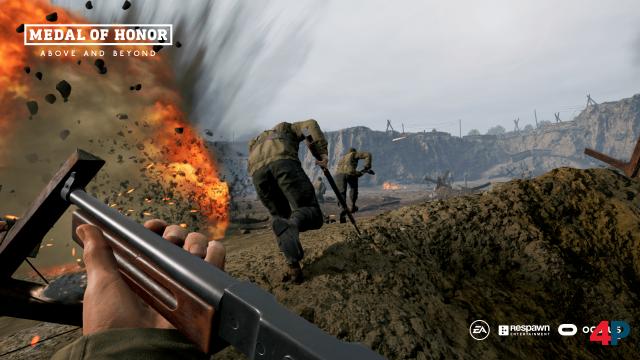 Screenshot - Medal of Honor: Above and Beyond (OculusRift, VirtualReality) 92622441