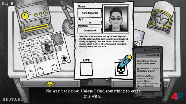 Screenshot - Death and Taxes (PC)