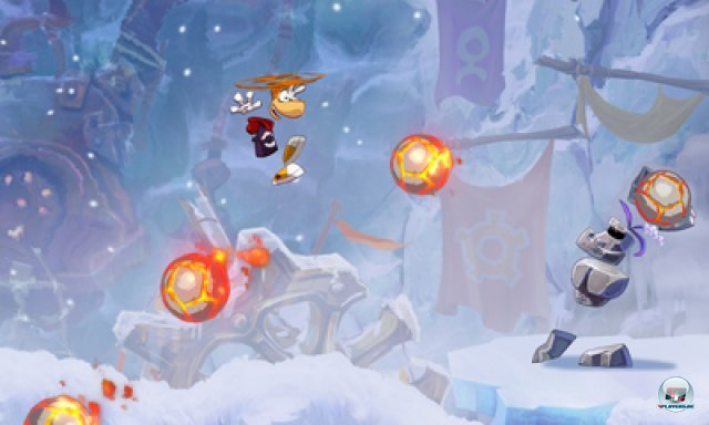 Screenshot - Rayman Origins (3DS) 2367157