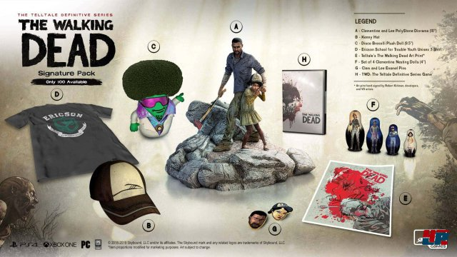 Screenshot - The Walking Dead: The Telltale Definitive Series (PC)