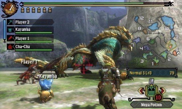 Screenshot - Monster Hunter 3 Ultimate (3DS) 92422557