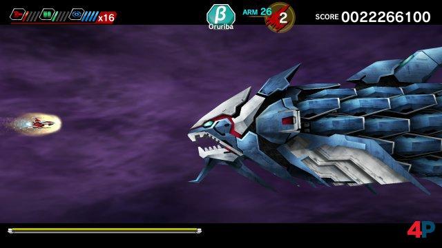 Screenshot - Dariusburst Chronicle Saviours (PS4) 92610419