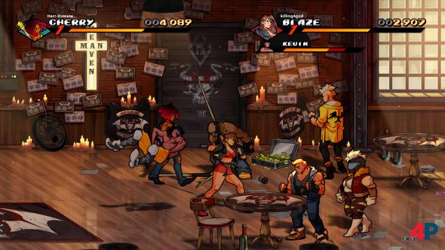 Screenshot - Streets of Rage 4 (PS4) 92612042
