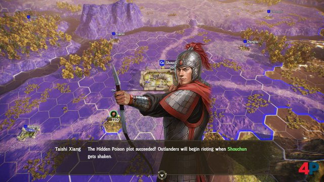Screenshot - Romance of the Three Kingdoms 14 (PC) 92607312