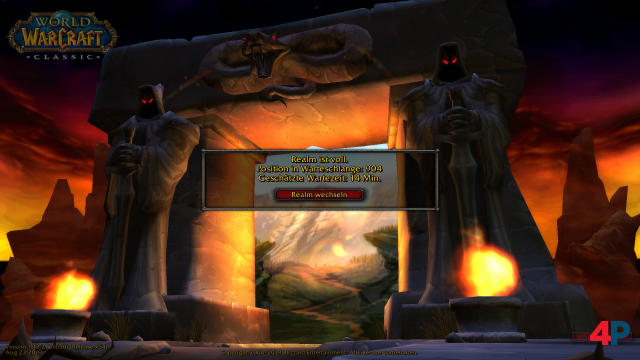 Screenshot - World of WarCraft Classic (Mac) 92594958