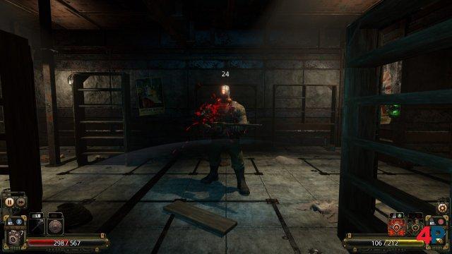 Screenshot - Vaporum: Lockdown (PC) 92624614