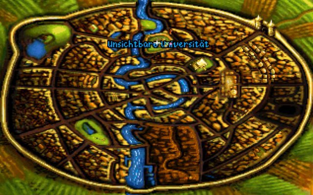 Screenshot - Discworld (PC) 92634456