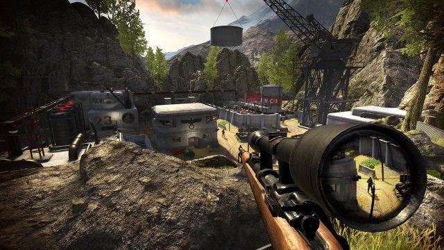 Screenshot - Sniper Elite VR (HTCVive, OculusQuest, OculusRift, PlayStationVR, ValveIndex, VirtualReality)