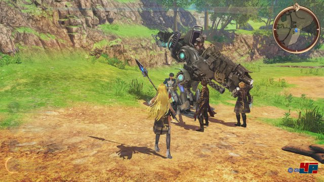 Screenshot - Valkyria Revolution (PS4) 92548618