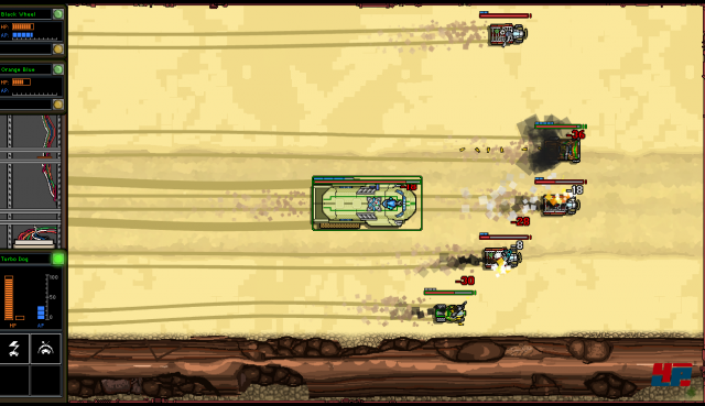 Screenshot - Convoy (PC)