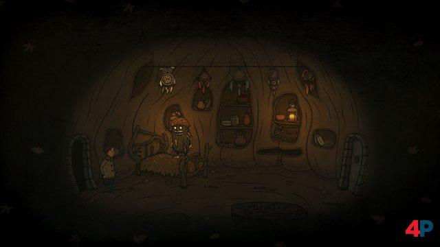 Screenshot - Creepy Tale (Switch)