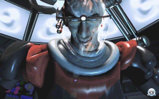 Keine Sorge, er wird nicht bohren - nur alle unnötigen Körperteile mit einer groben Säge abschneiden und durch kybernetische Implantate ersetzen. Mr. Mastaba - der Arzt, dem die Wahnsinnigen vertrauen.