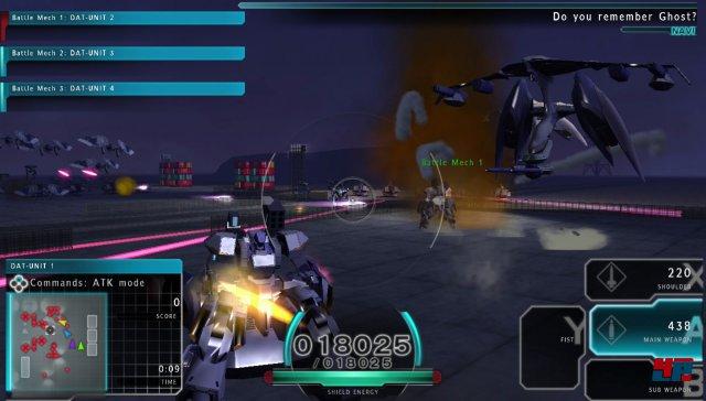 Screenshot - Assault Gunners HD Edition (Switch)