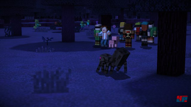 Screenshot - Minecraft: Story Mode - Episode 2: Montage erforderlich (360) 92516469