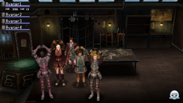 Screenshot - White Knight Chronicles: Origins (PSP) 2226988
