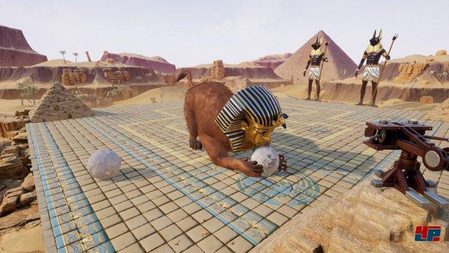 Screenshot - Rock of Ages 2: Bigger and Boulder (PC)