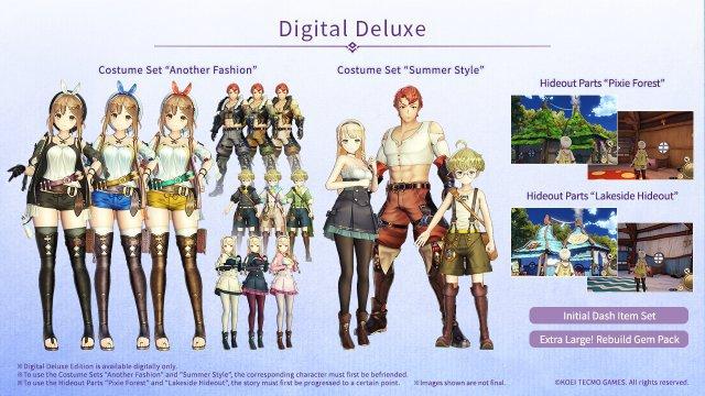 Screenshot - Atelier Ryza: Ever Darkness & the Secret Hideout (PC) 92599511