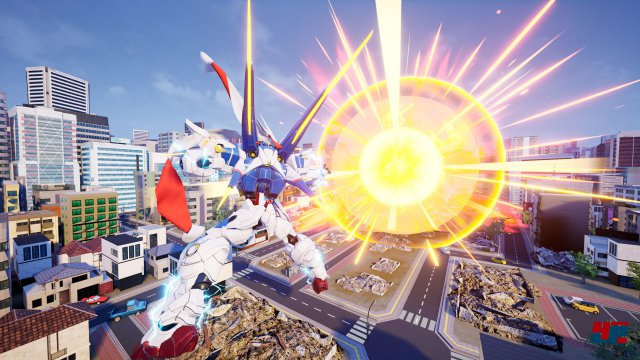 Screenshot - Override: Mech City Brawl (PC)